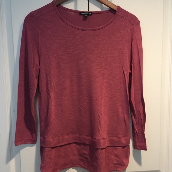 J crew by Mercantile women's causal shirt size S